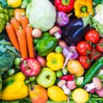 腸内細菌のために食物繊維を食べましょう!